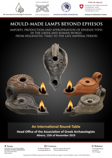 Mould made lamps beyond Ephesos