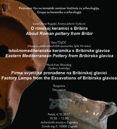 The Archaeological Pottery Study Group