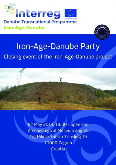 "The Closing event of the project acronym ""Iron-Age-Danube"""