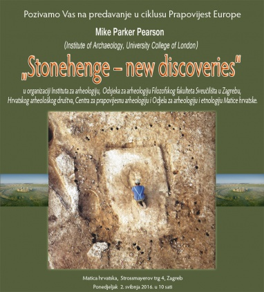 """Stonehenge – new discoveries"" - predavanje"