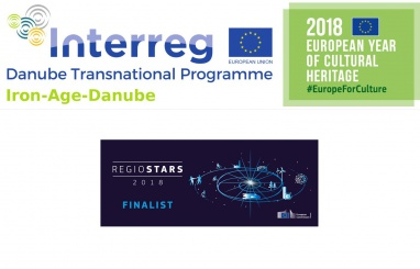 "EU project ""Iron-Age-Danube"" in the final of the RegioStars Awards 2018"
