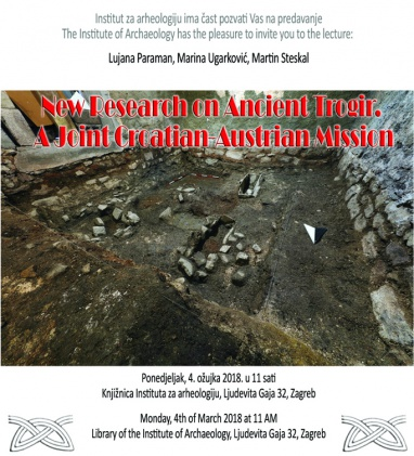 New Research on Ancient Trogir. A Joint Croatian-Austrian Mission